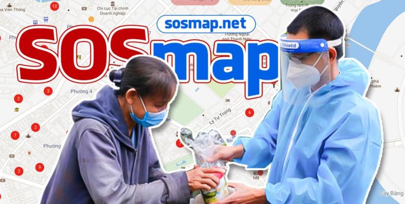 Abaha mở chức năng tích hợp SOSMAP.net - Hỗ trợ mùa dịch